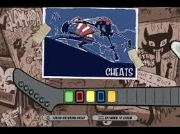 cara bermain gitar hero 3 di pc all cheats for guitar hero iii on pc youtube