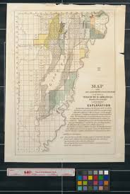 Map Of Missouri River Map Of The New Madrid And St Francis River Swamp In The States Of