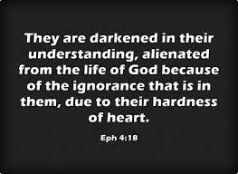 7 bible verses ignorance