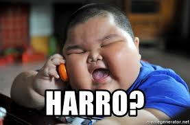 Fat Asian Kid Meme - harro fat asian kid meme generator