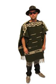 brown costume buy clint eastwood poncho online replica authentic made costume