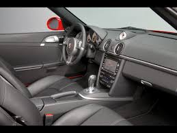2001 porsche boxster interior 2009 porsche boxster information and photos momentcar