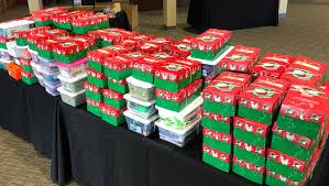 Operation Christmas Child Shoebox National Dropoff Week Cedar Rapids Church Dropoff Site For Operation Christmas Child