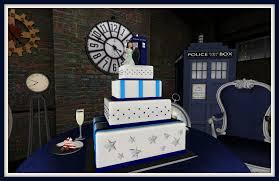 tardis cake topper keep calm call the doctor gloria silverstone