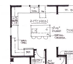 Kitchen Design Layouts With Islands The 25 Best Kitchen Island Dimensions Ideas On Pinterest