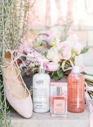 smelling the roses from day to night a giveaway sydne style reviews philosophy amazing grace ballet rose collection for floral beauty products