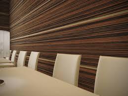 elegance of natural wood paneled walls all modern home designs