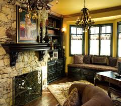 corbels fashion oklahoma city traditional family room decorating