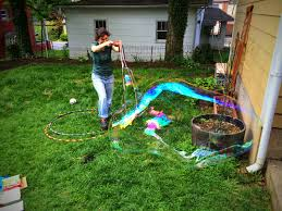 our beautifully messy house giant bubble wands and a homemade