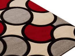 abc italia tappeti tappeto a motivi rettangolare opera sixties collezione viva by abc