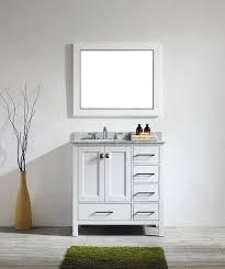 White 36 Bathroom Vanity Bathroom Vanity 48 Inch Bathroom Vanity Sink Top Bath Vanity