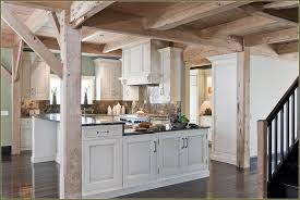 grey white washed cabinets home design ideas