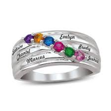 mothers ring with names mothers and family rings rings zales