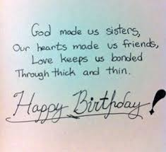 to an amazing celebration happy birthday wishes card for sister