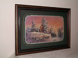 home interiors and gifts framed home interior 2 collection on ebay