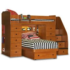 Twin Bedroom Sets Are They Beneficial Berg Furniture Sierra Spacesaver Twin Over Twin With 2 Chests