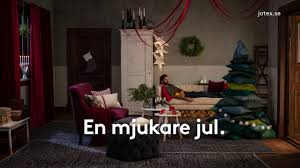 jotex christmas 2016 sweden youtube