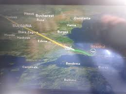Turkish Airlines Route Map by Review Of Turkish Airlines Flight From Manchester To Istanbul In