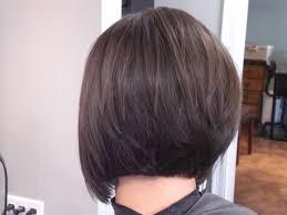 back view of medium styles stacked bob haircut back view medium hair styles ideas 28074