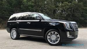 gas mileage for cadillac escalade 2016 cadillac escalade platinum review slashgear