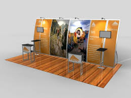 brede allied custom booths 29 best trade show layout images on display design