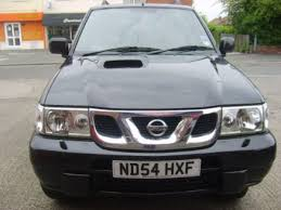 nissan terrano 1996 nissan terrano 1 6 2004 review specifications and photos