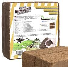 70 l block of coconut litter for reptiles terrarium substrate
