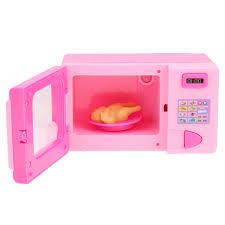 jeux de simulation de cuisine bébé filles jeux de simulation drôle jouets mini micro ondes jouets