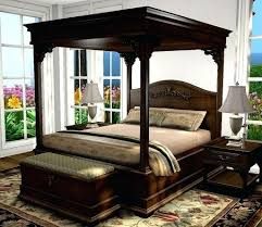 4 post bedroom sets four poster bedroom set zdrasti club