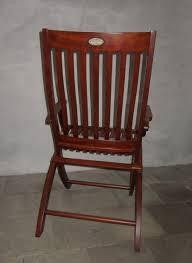 meubles design vintage 4 starbay marine folding deck chairs guyane