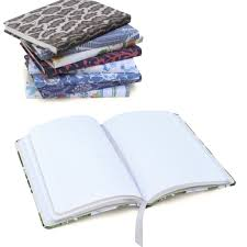 Peterdunham by Fabric Wrapped Lined Journals Hollywood At Home