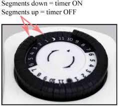 24 hr timer light switch ge 24 hour timer model ge5101 fixya