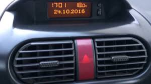 vauxhall corsa inside opel corsa c 1 2 2006 petrol interior exterior youtube