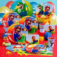 mario party supplies mario birthday party ideas