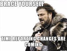 Brace Yourself Memes - brace yourself time reporting meme on imgur