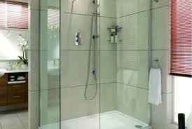 shower shower no doors beautiful corner walk in shower best 25