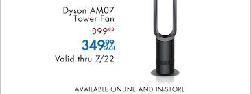 bed bath and beyond tower fan bed bath and beyond up to 100 off on select dyson milled