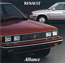 renault alliance 1987 motor trend u0027s u201ccar of the year u201d renault alliance hagerty articles