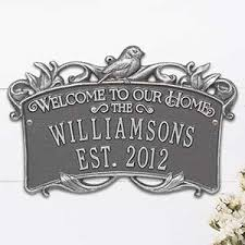 personalized wedding plaque personalized wedding home plaque songbird