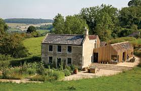 old farm house extension rural style architecture houseen