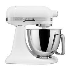 Mini Kitchen Aid Mixer by Matte White Kitchenaid Artisan Mini Mixer Review Chefs Stand