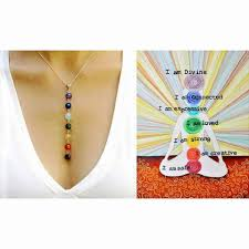 gem stone necklace images 7 chakra reiki healing gemstone necklace chakra conscious jpg