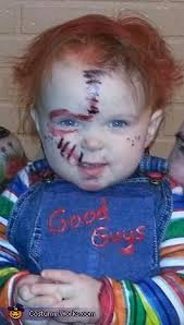 chucky costume toddler chucky baby costume photo 2 4