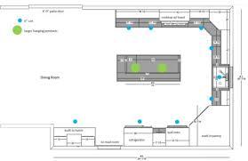 Kitchen Recessed Lighting Design Kitchen Lighting Design Layout Kitchen Recessed Lighting Layout