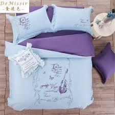queen size girls bedding online get cheap blue bedspread aliexpress com alibaba group