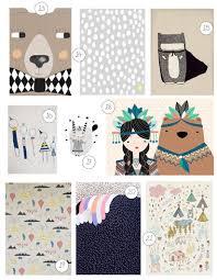 Art Prints For Kids Design For MiniKind Pinterest - Prints for kids rooms