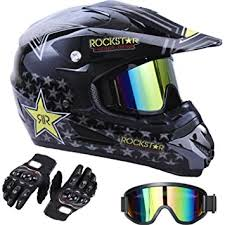 motocross helmet amazon com myheartgoon motocross helmet dirtbike racing helmet new