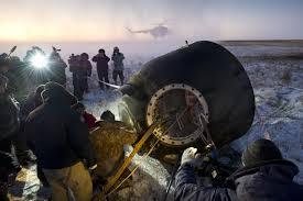 expedition 29 crew lands nasa