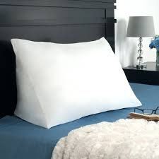 sit up in bed pillow best wedge pillow for sitting up in bed best neck pillow for