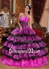 and black quinceanera dresses pink and black quinceanera dress in organza and zebra print fabric